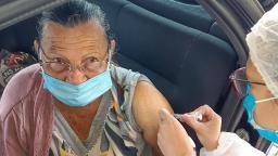 Idosos de 77 a 79 anos de Ibaté serão vacinados a partir de amanhã