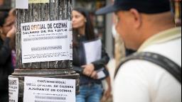 Desemprego cai para 11,2% em novembro, aponta dados do IBGE