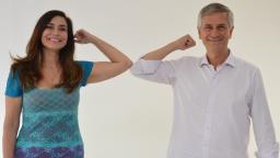 André von Zuben e Valéria Monteiro confirmam chapa para eleição
