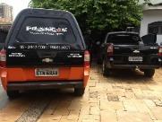 Veículo dublê é apreendido pela Guarda Municipal em Araraquara