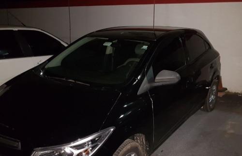 Veículo roubado pela dupla foi recuperado pela polícia - Foto: Divulgação