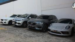 Veja os carros de luxo apreendidos em operação da PF, em Campinas
