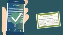 Conheça o e-Título e as vantagens que oferece ao eleitor