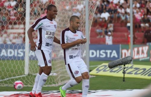 Beto Boschiero/AFE - Velicka marcou o primeiro gol da AFE (Beto Boschiero/AFE)