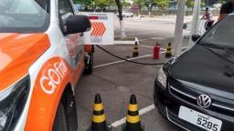 Venda de combustível via aplicativo é ilegal, diz ANP