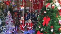 Comércio de Araraquara lucra com venda de enfeites