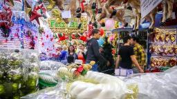 Comércio da RMC deve movimentar R$ 6,3 bilhões no Natal
