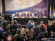 Chanceleres do Mercosul decidiram por consenso suspender a Venezuela do bloco por ruptura da ordem democrática - Foto: Dário Oliveira / Estadão Conteúdo