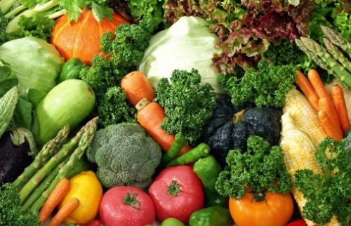 Verduras e legumes diversos serão ofertados na feira - Foto: Divulgação