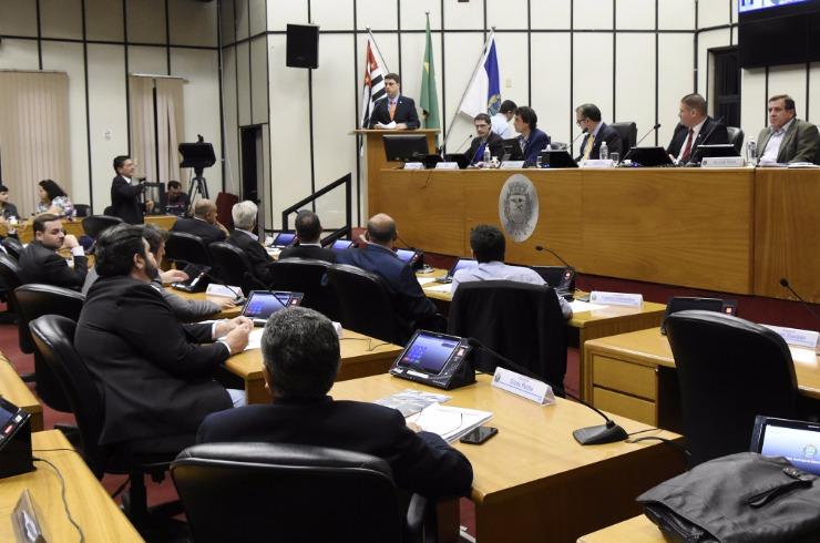 Alan S Ribeiro / Divulgação / Câmara Municipal de Ribeirão Preto