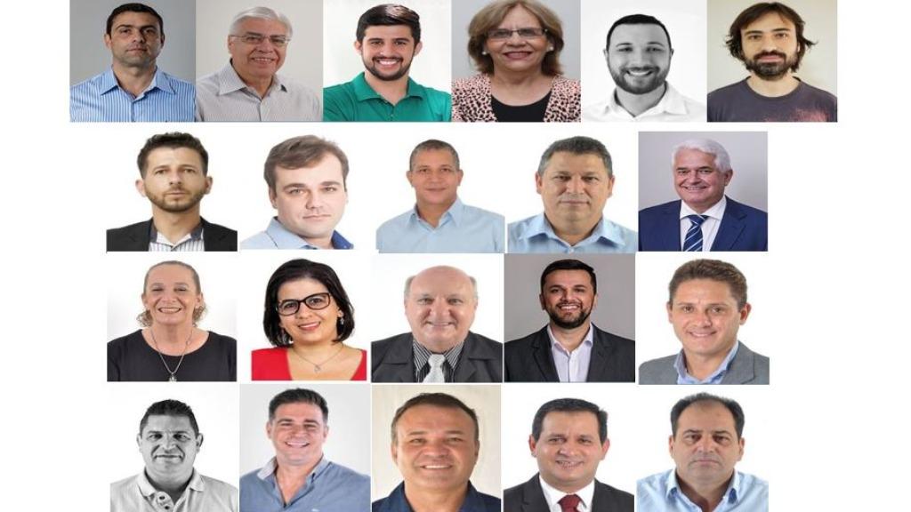 Conheça os 21 vereadores eleitos em São Carlos. - Foto: ACidade ON - São Carlos