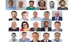 Conheça os 21 vereadores eleitos em São Carlos