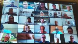 Câmara vota online audiência remota e ampliação do cartão Nutrir