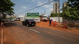 Transerp realiza interdição parcial de avenida na zona Leste