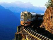 Volte no tempo: conheça o Brasil de trem!