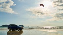 Vai viajar de carro para a praia? Vejas cinco dicas para minimizar as ações do clima no seu possante