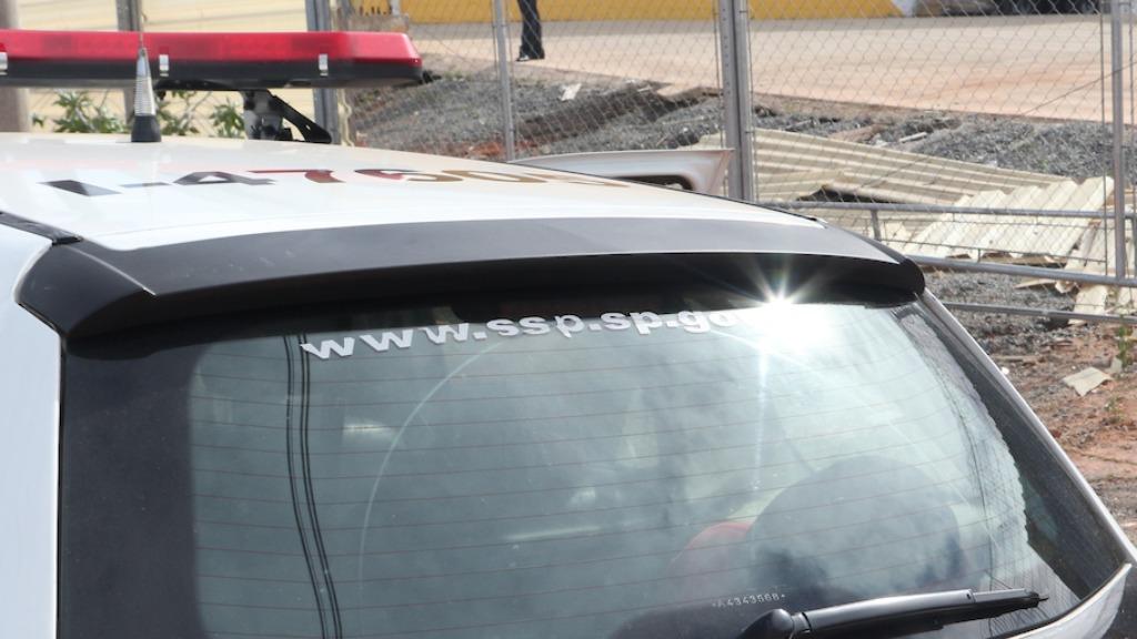 Viatura da polícia. (Foto: Código  19/Arquivo) - Foto: Código  19/Arquivo