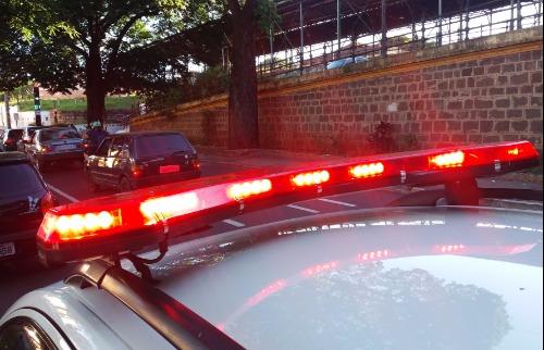 Viatura da Polícia Militar - Foto: ACidade ON - Araraquara