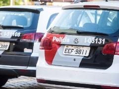 Viaturas da Polícia Militar - Foto: Milena Aurea / A Cidade