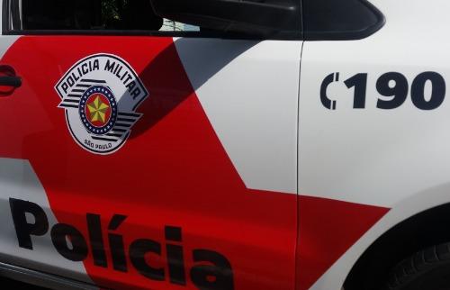 Viatura polícia militar são carlos - Foto: ACidadeOn/ São Carlos