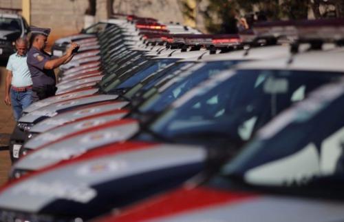 Weber Sian / A Cidade - Viaturas foram entregues em Ribeirão Preto; veja mais fotos na galeria