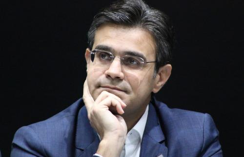 Vice-governador de São Paulo, Rodrigo Garcia, var participar do Agenda Franca (Foto: Brazil Photo Press / Folhapress) - Foto: ACidade ON - Ribeirão Preto