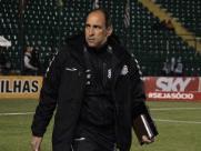 Guarani anuncia Vinicius Eutrópio como técnico para Série B