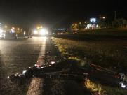 Homem que morreu atropelado na SP-255 é identificado por familiares