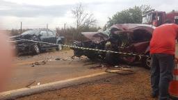 Batida entre carro e caminhonete deixa um morto em Indaiatuba