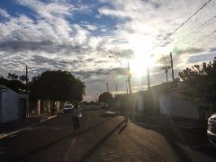 Vizinhança está assustada com caso (Amanda Rocha/ACidadeONAraraquara) - Foto: Amanda Rocha/ACidadeONAraraquara