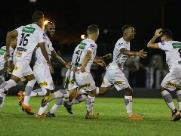 Comercial não pode dar uma de Corinthians contra o Desportivo Brasil