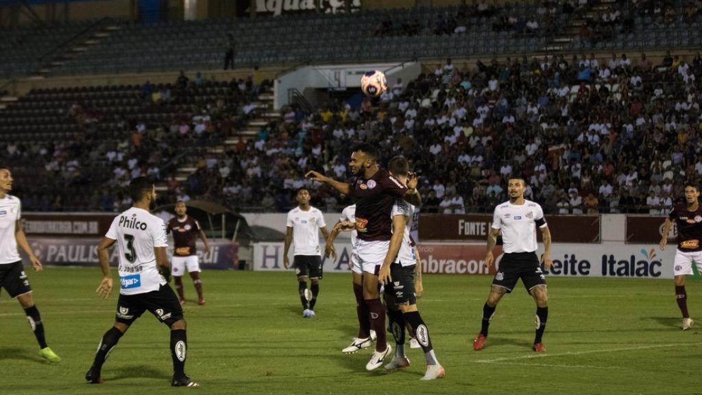 Volante Mazinho é um dos destaques da temporada 2020 da Ferroviária (Foto: Assessoria de Imprensa) - Foto: ACidade ON - Araraquara