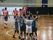 Vôlei Ribeirão consegue primeira vitória no Campeonato Paulista
