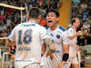 Vôlei Ribeirão conhece tabela com jogos das quartas de final