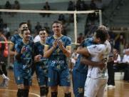Vôlei Ribeirão vence o São José no tie-break fora de casa