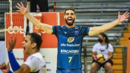 Superliga: Vôlei Ribeirão ganha fôlego para sair da lanterna