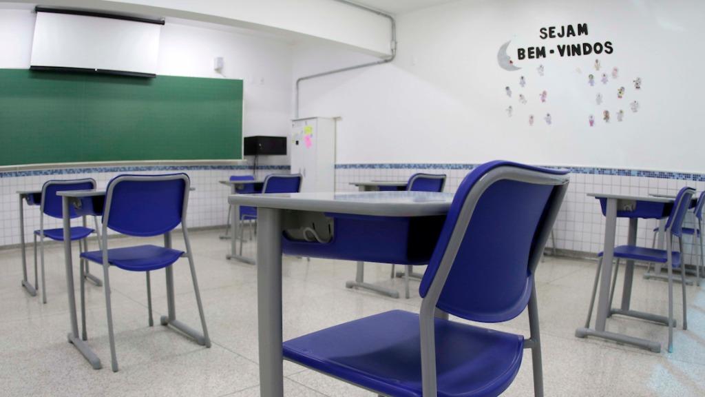 Volta as aulas ainda não tem data prevista (Foto: Denny Cesare/ Código 19) - Foto: Foto: Denny Cesare/ Código 19