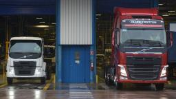 Volvo: ajustes na oferta