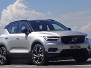 Volvo XC40 aposta no desenho e nos equipamentos para brigar com SUVs