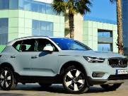 Volvo prepara o lançamento do SUV médio XC40 no mercado brasileiro