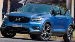 Volvo: elegantemente híbrido