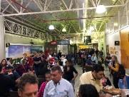 Mau tempo em Campinas prejudica voos em Ribeirão Preto