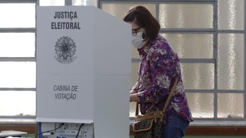 Votos nulos bateram o recorde nesta eleição (Foto: Denny Cesare/Código19) - Foto: (Foto: Denny Cesare/Código19)