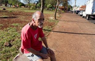 Weber Sian / A Cidade - Wagner Luiz MatescoAposentado, morador no Alto do Ipiranga.