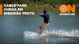 Ribeirão Preto ganha parque para prática de Wakeboard
