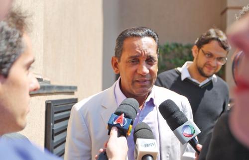 F.L.Piton / A Cidade - 1.set.2016 - O ex-vereador Walter Gomes durante investigação da Operação Sevandija