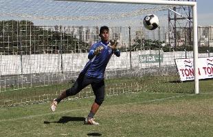 Rafael Alves / Comercial FC - Aos 18 anos, Wesley tem a chance de ser contratado para defender a base do Palmeiras a partir do próximo ano