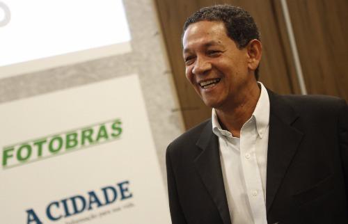Wilson dos Santos participou do evento; veja mais fotos na galeria  (foto: Murilo Corte / ME) - Foto: Murilo Corte / ME