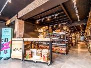 Wine - 1ª loja física e IPO