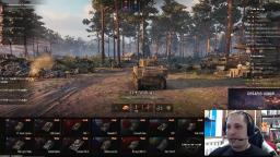 Game gratuito World of Tanks te coloca dentro da guerra